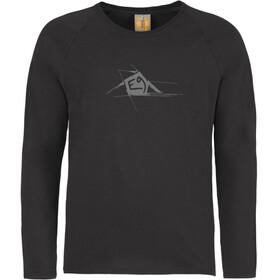E9 Leo - T-shirt manches longues Homme - gris